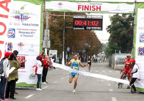 dcba354d3af177 Відбувся перший в історії Дніпра марафон